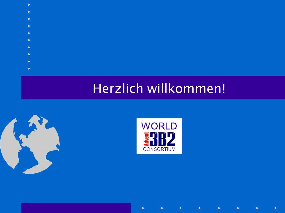 WORLD CONSORTIUM Herzlich willkommen!