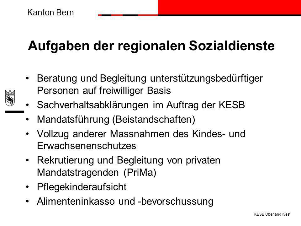 Kanton Bern Art.29 Abs.