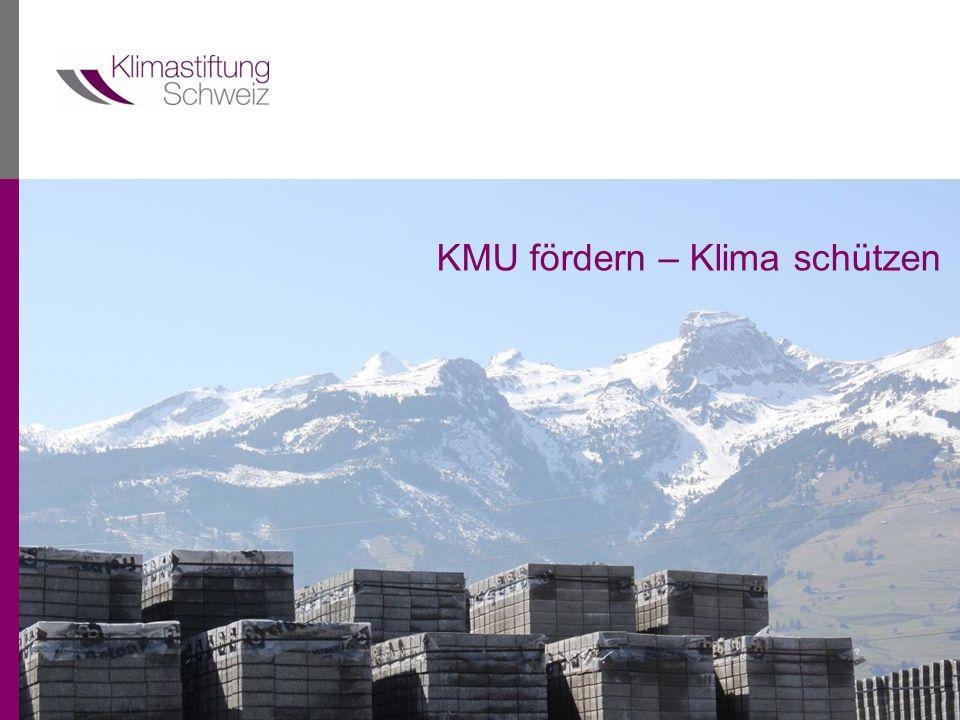 KMU fördern – Klima schützen