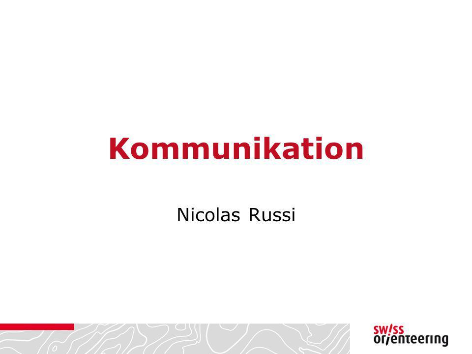 Kommunikation Nicolas Russi