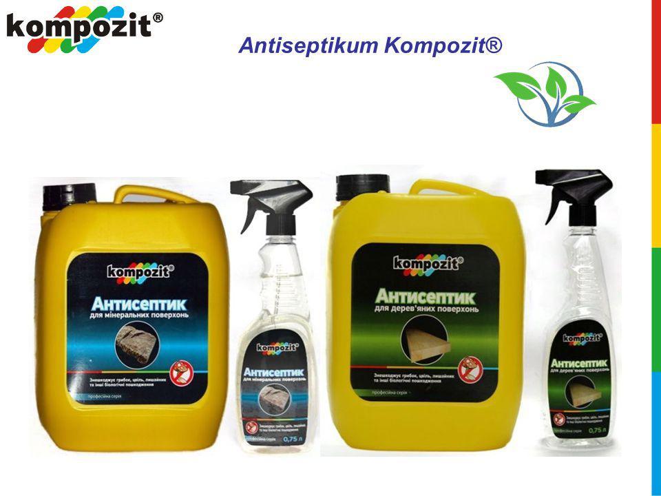 Metallgrund ANTIKOR Spezialakrylgrund für Metalloberflächen (korrosionsschützend, wasserlöslich).