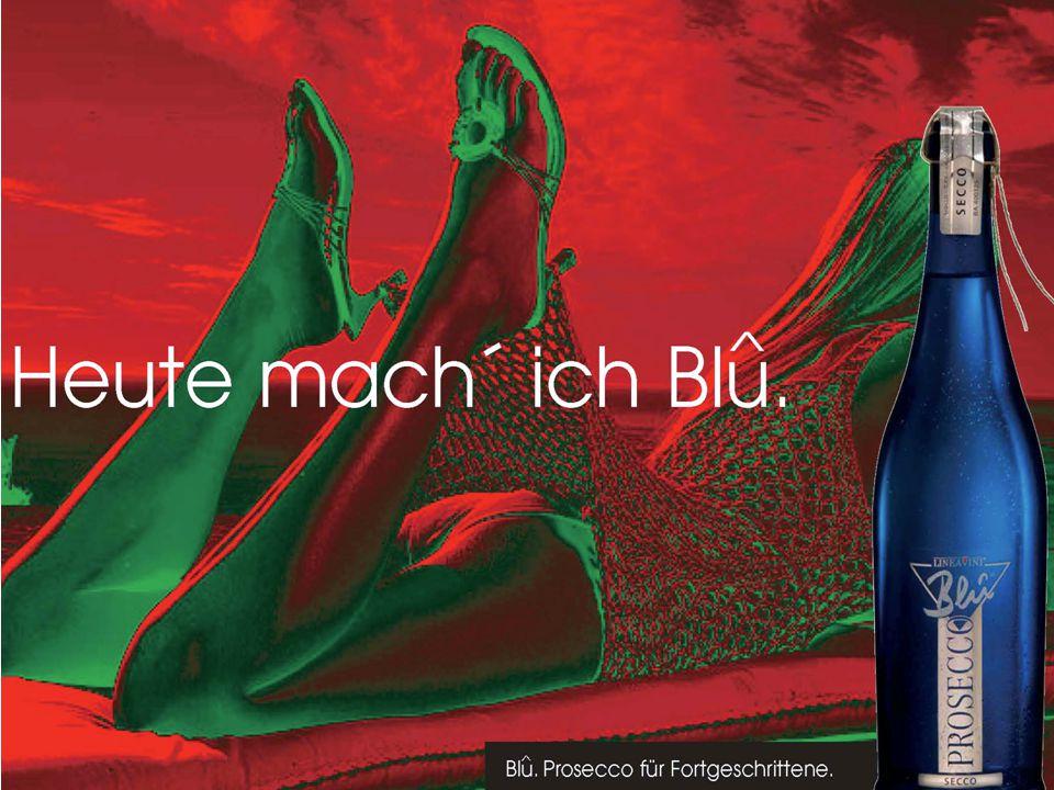 1 Blû ® Prosecco auf dem Schweizer Frizzante-Markt