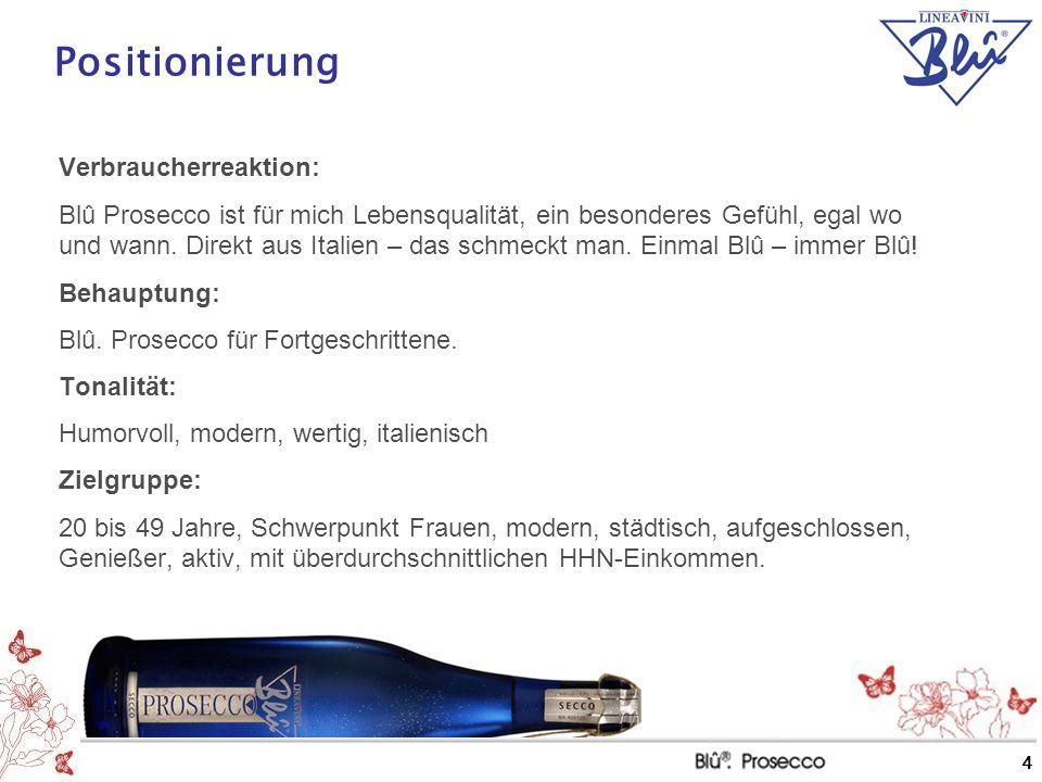 15 Absatzentwicklung 2007 Deutschland: 1,5 Millionen Flaschen International: 400.000 Flaschen (Österreich 130.000 Fl., Schweiz 130.000 Fl., Niederlande 50.000 Fl., 120.000 Fl.