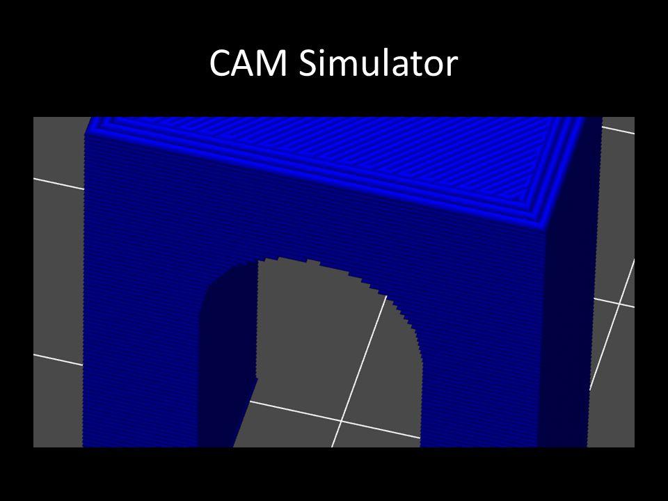 CAM Simulator