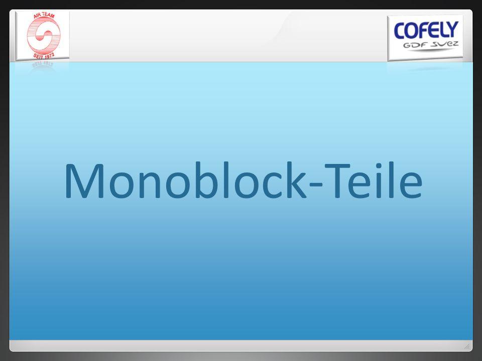 Monoblock-Teile