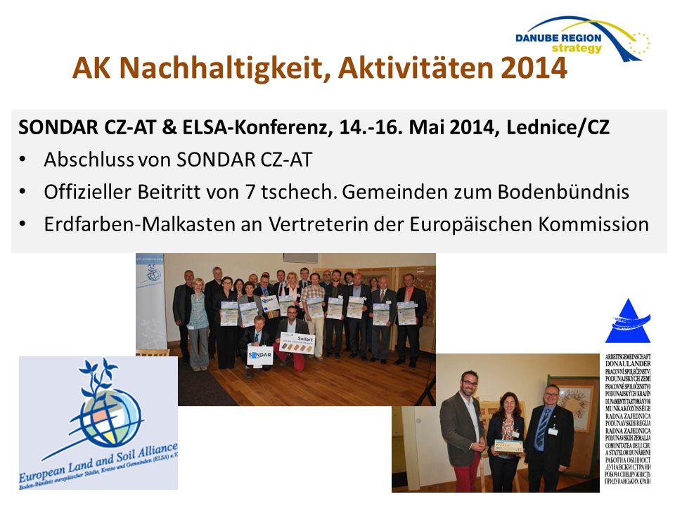 SONDAR CZ-AT & ELSA-Konferenz, 14.-16.