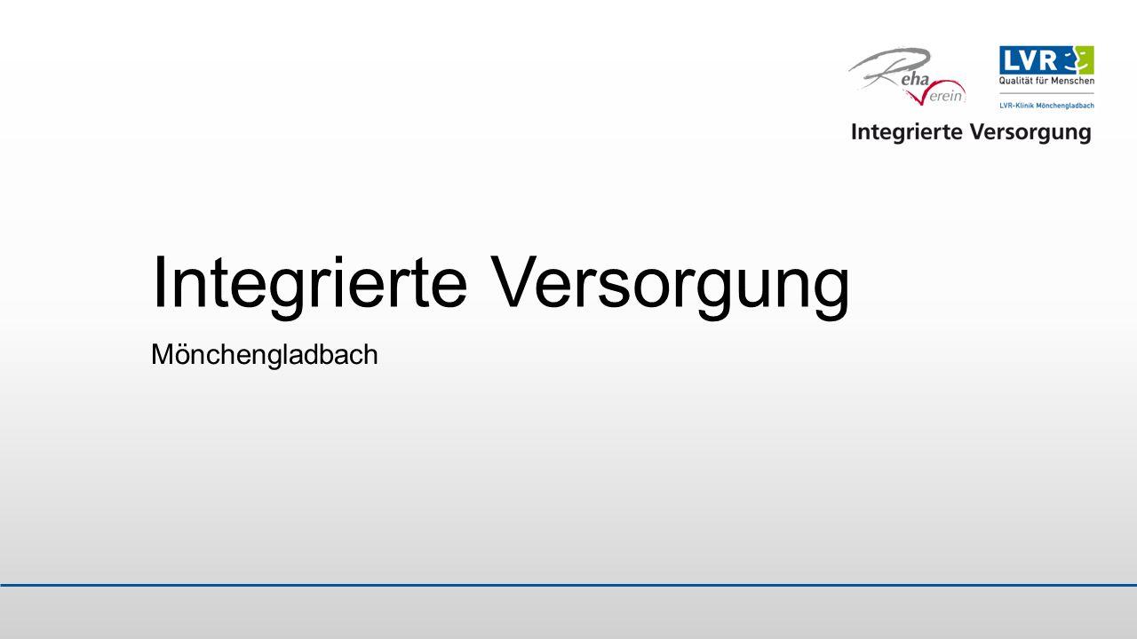 Integrierte Versorgung Integrierte Versorgung und Hilfen zur Teilhabe: Der GPV fördert die Verzahnung von Leistungskomplexen In der Praxis gibt es Grenzen Siehe Folie: Integrierte Hilfeplanung