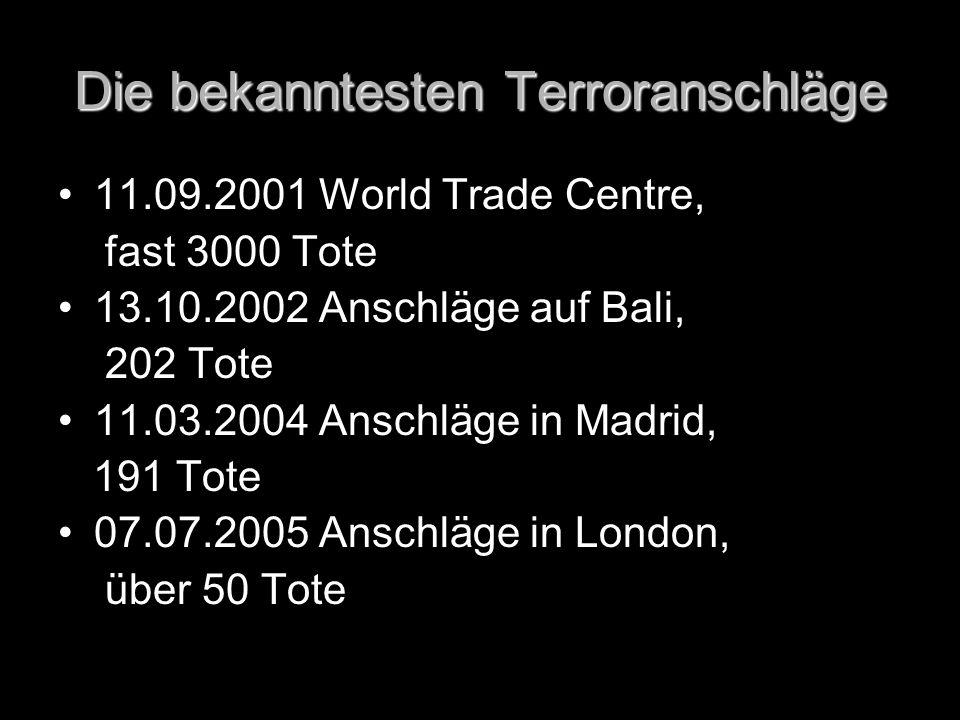 11.September 2001: New York