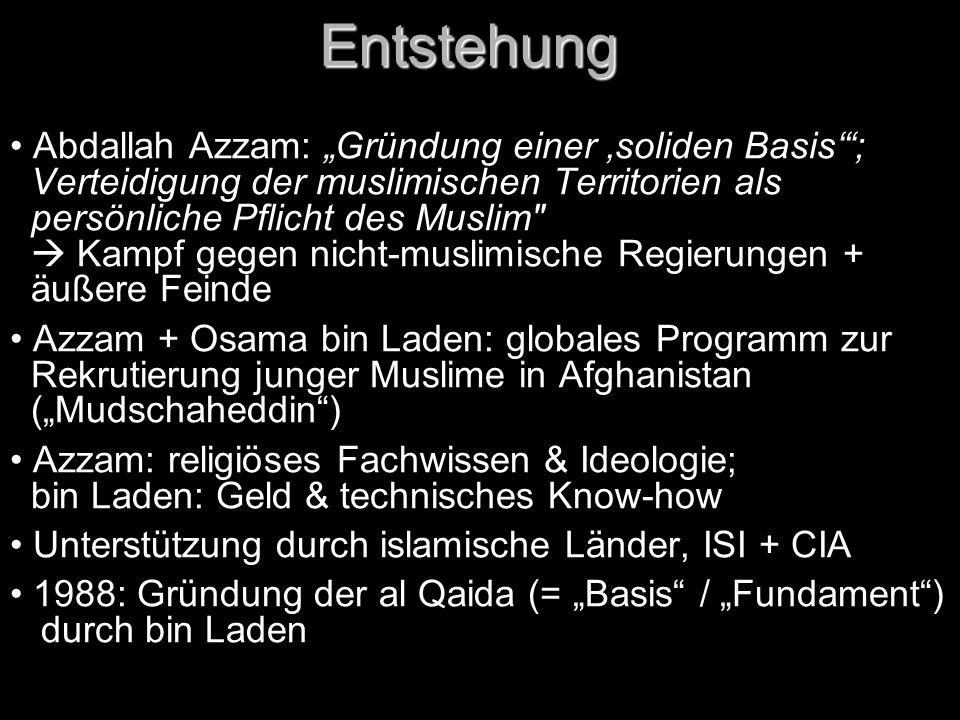 Abdallah Azzam Osama bin Laden