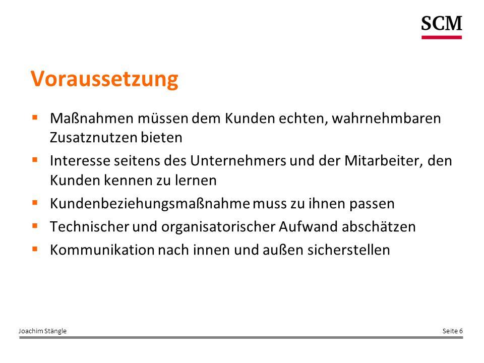 Seite 17Joachim Stängle Mehr Umsatz: Was kann der Buchhändler tun.