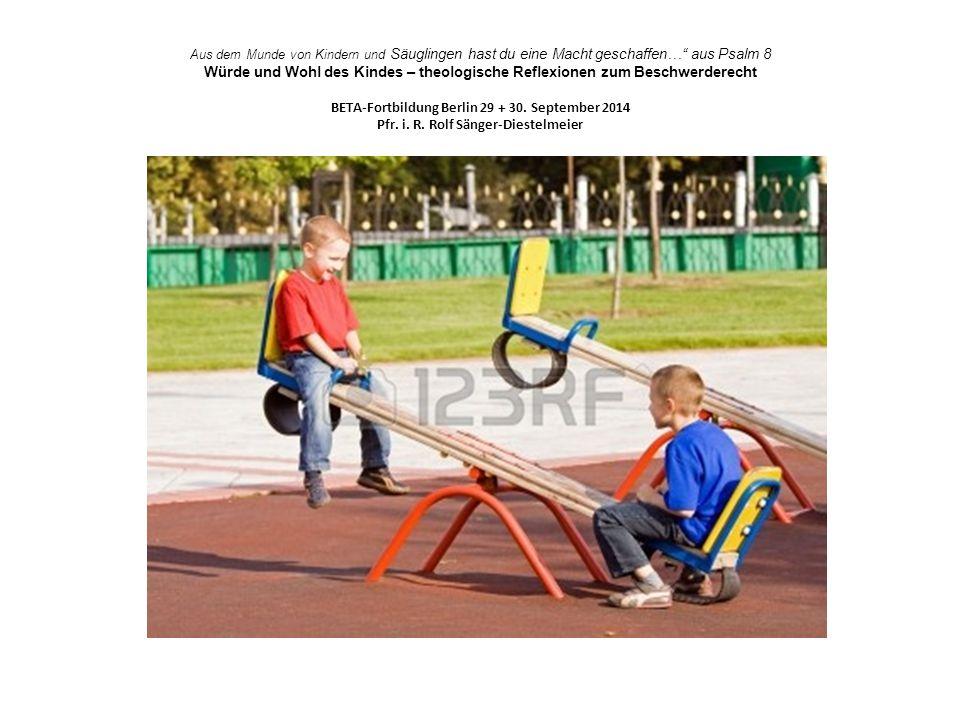 Pädagogische Beziehungen sind immer auch Machtverhältnisse.