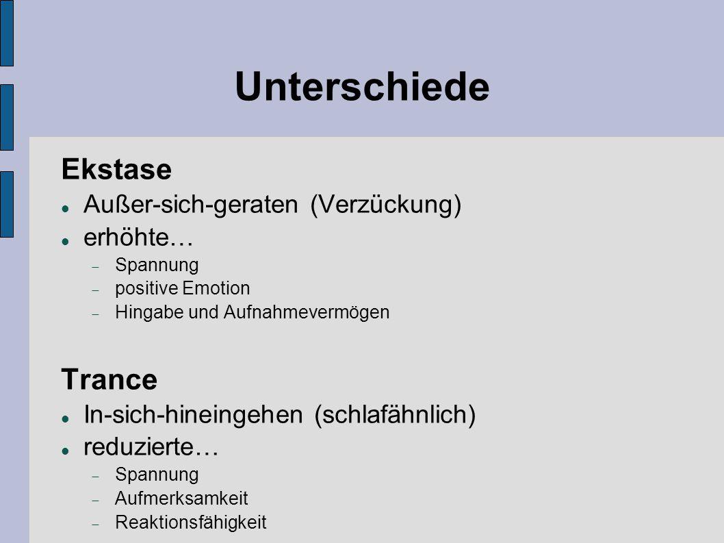 Auswertungskategorien Kategorienmodell von Gabrielsson & Lindström (2003) allgemeine Charakteristika physiologische Reaktionen und Verhaltensweisen Wahrnehmung Kognition Emotionen existentielle- und transzendentale Aspekt persönliche- und soziale Aspekte