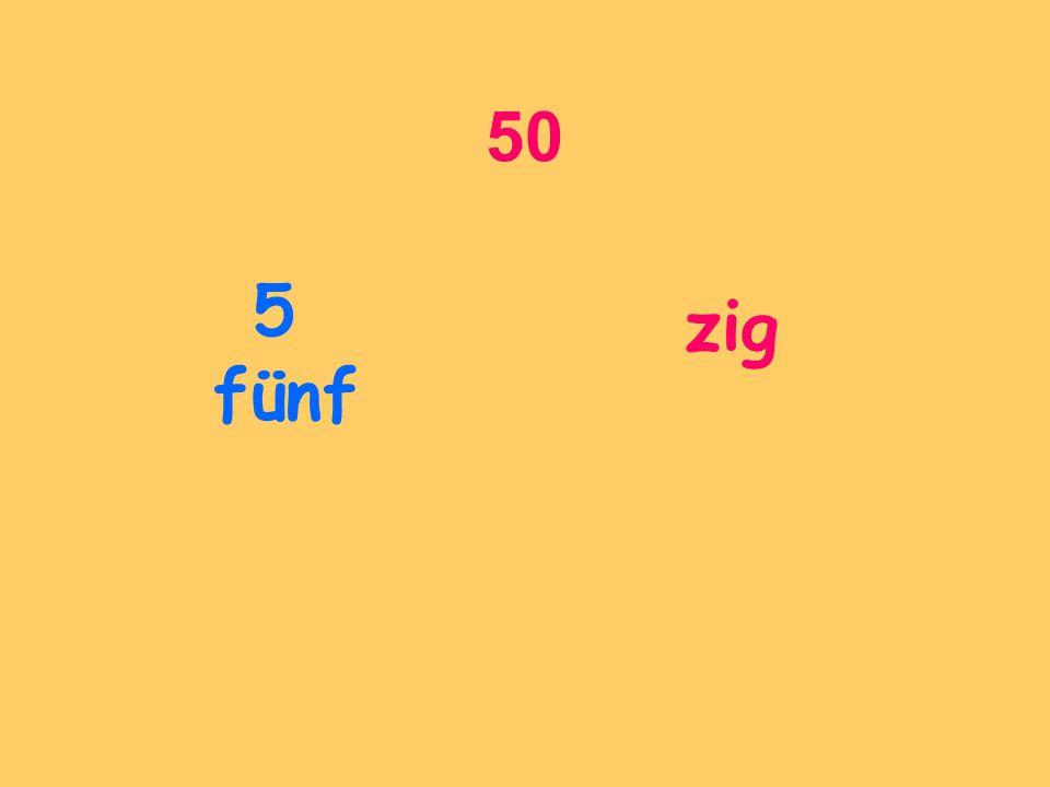 50 5 fünf zig
