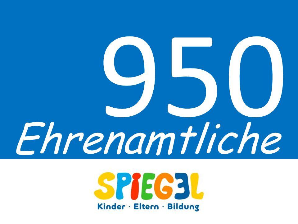 950 Ehrenamtliche