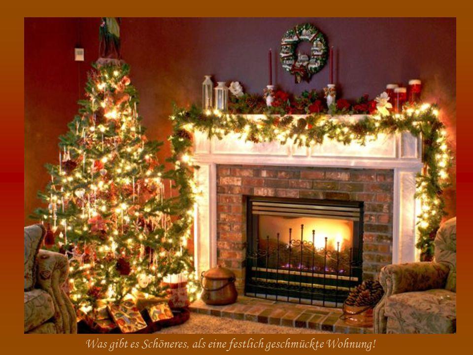 Ein Bummel über den Weihnachtsmarkt ist immer wieder schön: