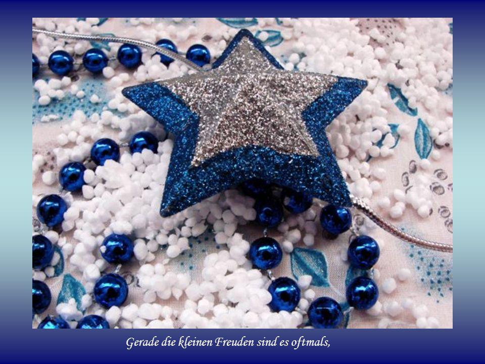Ich wünsche Dir viel Freude an den Vorbereitungen für das große Fest.