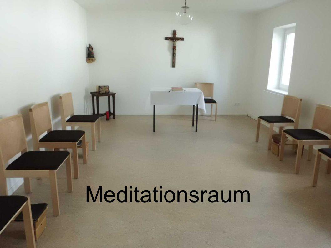Ein Gang durch unser neues Kloster