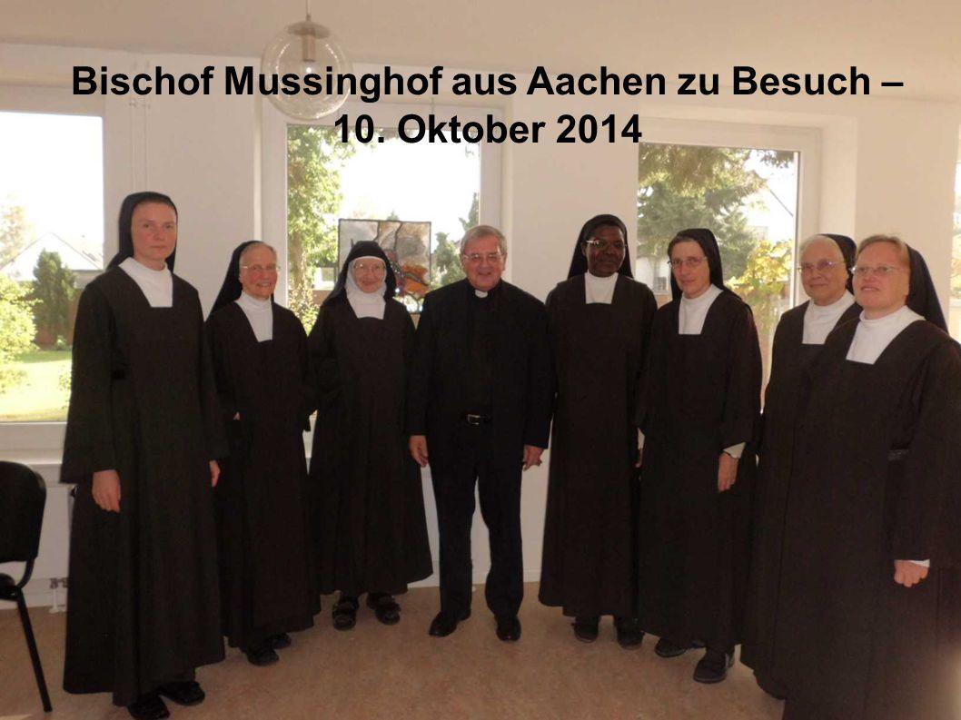 """Fest """"Therese von Lisieux"""" - 1. Oktober 2014"""