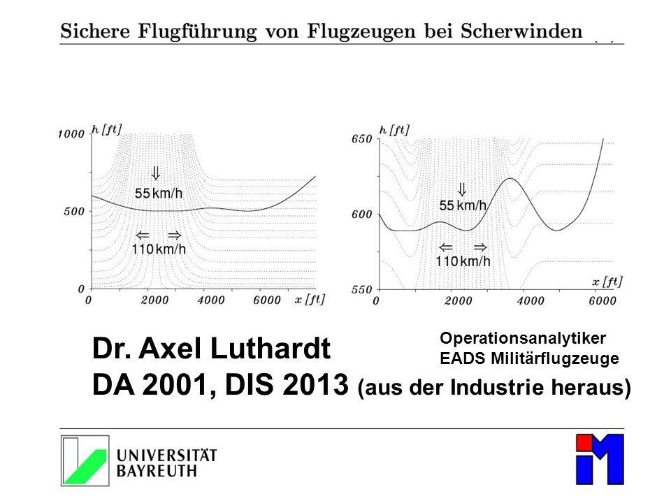 Kleiner Tag der Mathematik, 31. Mai 2014 Universität Bayreuth