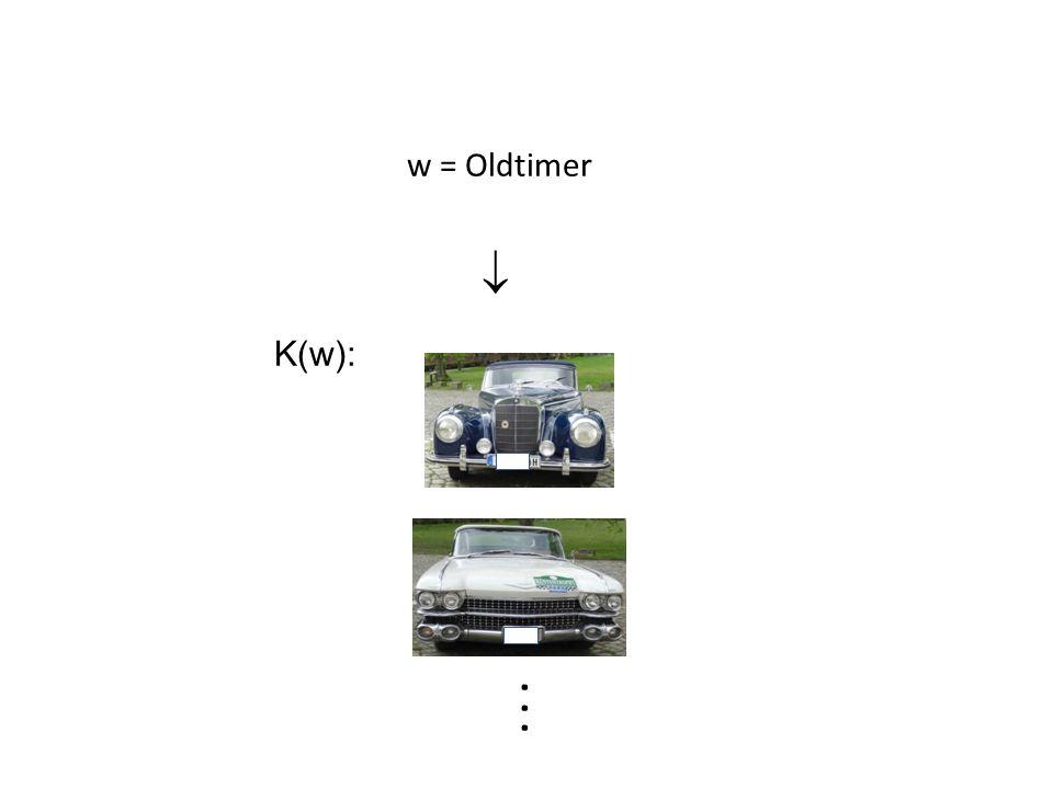 w = Oldtimer  K(w):...
