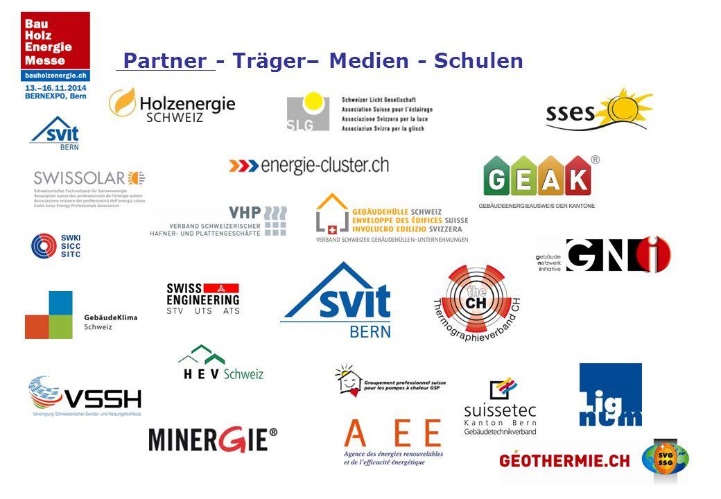 Partner - Träger– Medien - Schulen