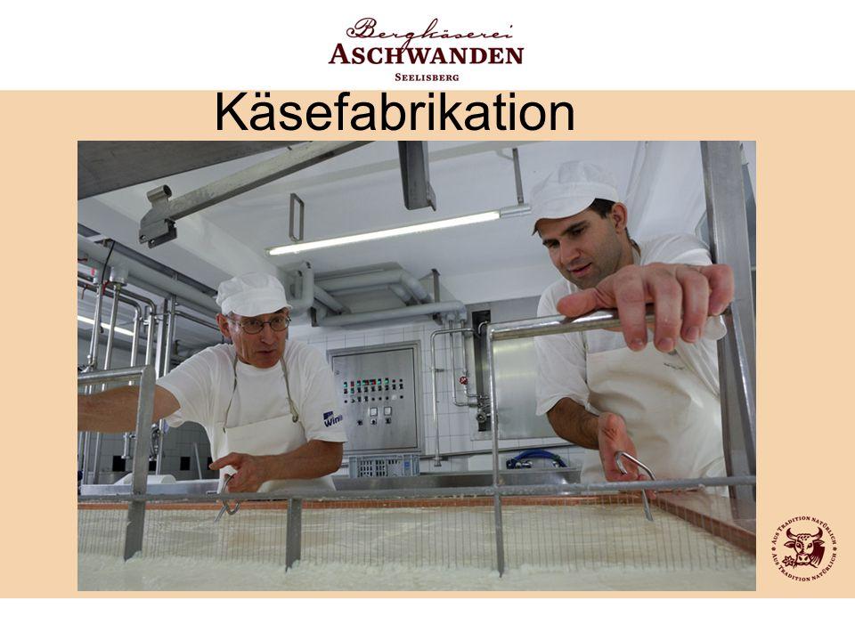 Käsefabrikation