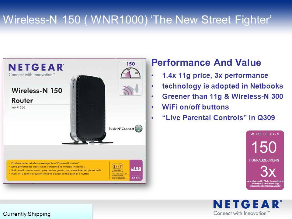 » Datentransferraten bis zu 150 MBit/s » 100% kompatibel zu allen 802.11g/b-Netzwerken » Installationsassistent zur bequemen Ersteinrichtung » übersic