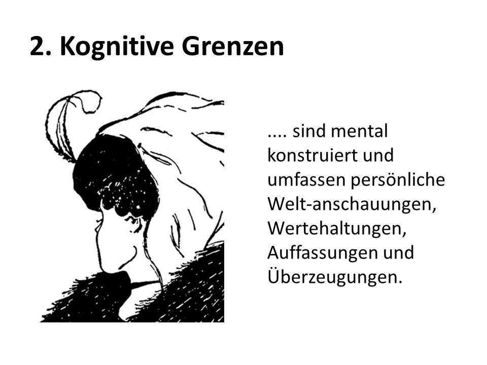 2.Kognitive Grenzen....