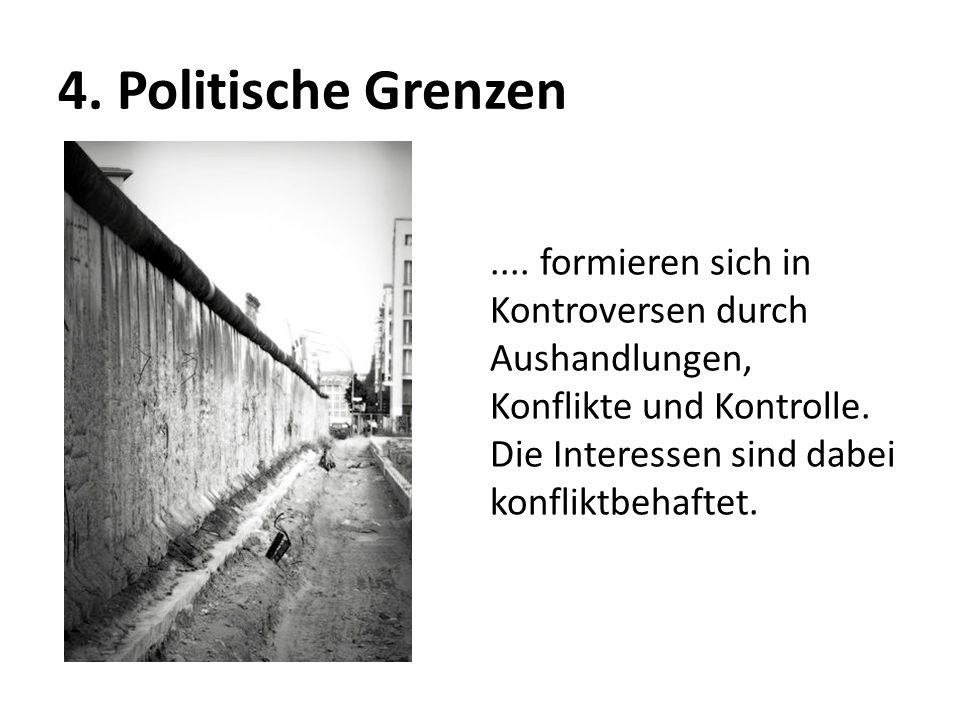 4.Politische Grenzen....
