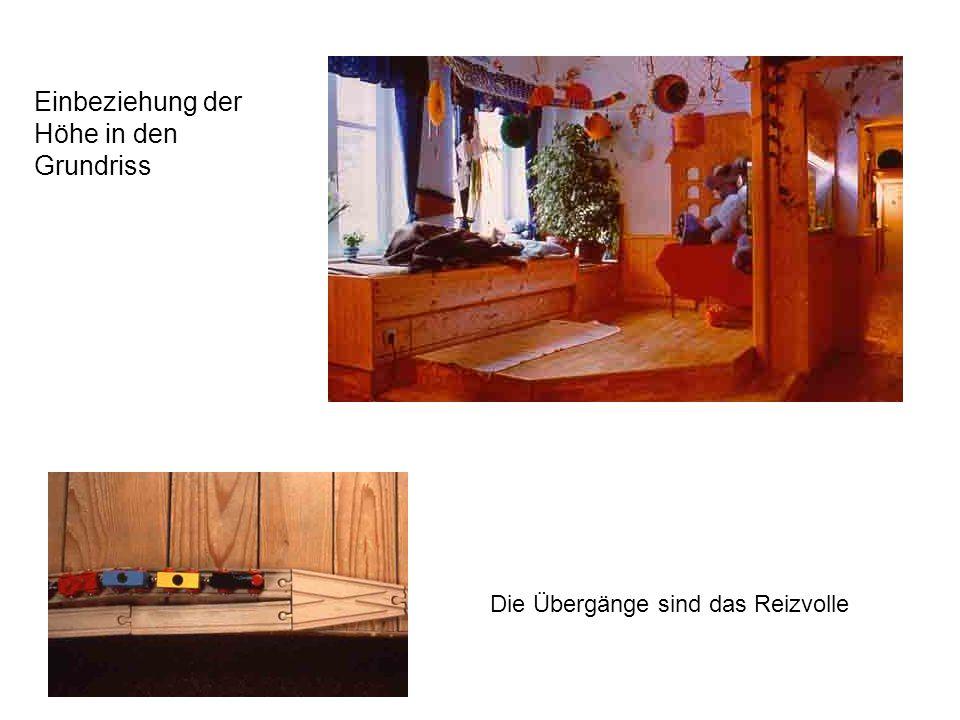 Einfluss auf die Raumhöhe durch Decke abhängen Fußboden anheben