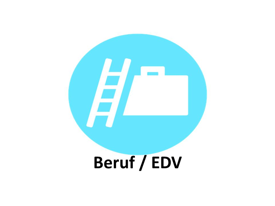 Beruf / EDV