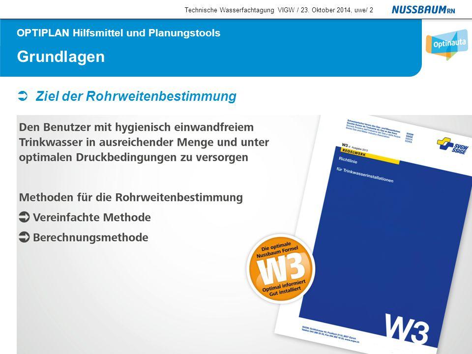 Grundlagen  Ziel der Rohrweitenbestimmung  Sicherheitsgruppen Technische Informationen Rückflussverhinderer EA (kontrollierbar) Für Wassererwärmer b