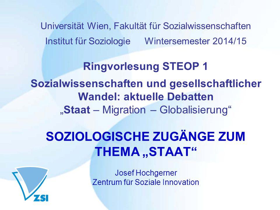 """Sektor Wirtschaft Sektor Zivilgesellschaft Sektor Staat GESELLSCHAFTLICHE SEKTOREN & Sozial- und Wirtschaftspartner Sogenannter """"3."""