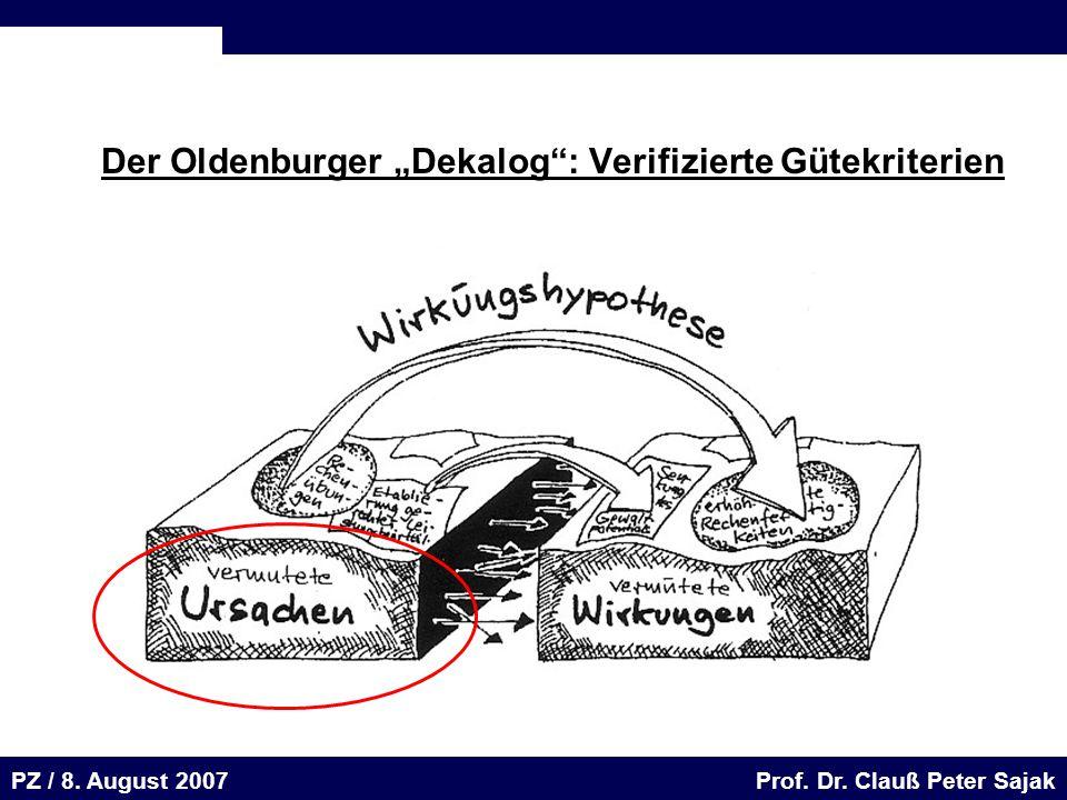 Seite 13 20.August 2001 Dr. H. Sievert / Dr. D.