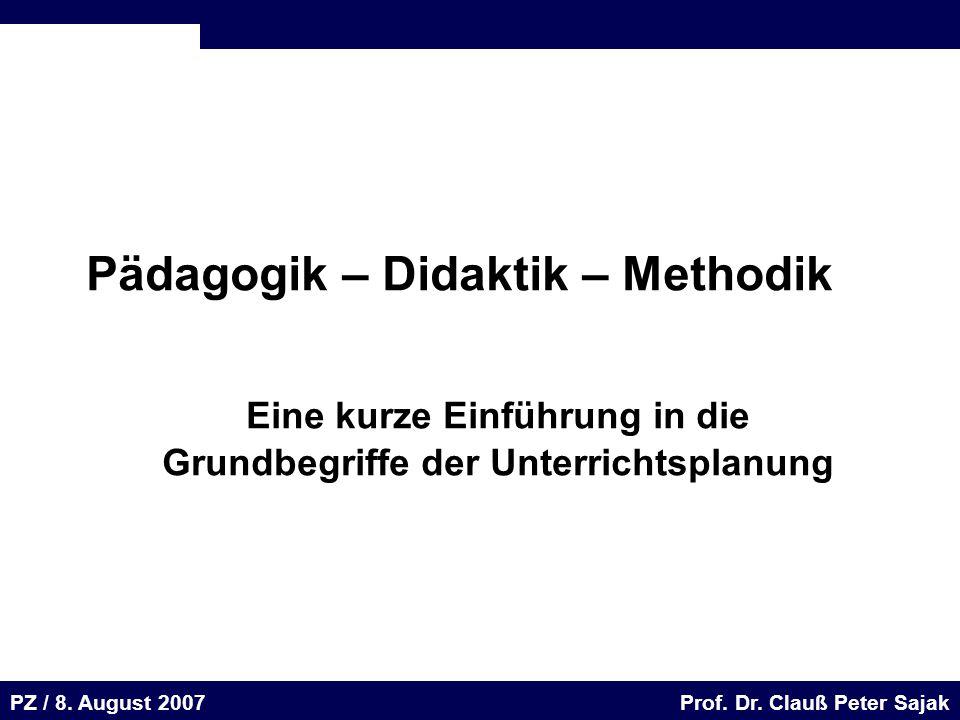 Seite 3 20.August 2001 Dr. H. Sievert / Dr. D. Seifert Arbeitsmeeting e-learning-Portal 20. August 2001Dr. H. Sievert / Dr. D. Seifert PZ / 8. August
