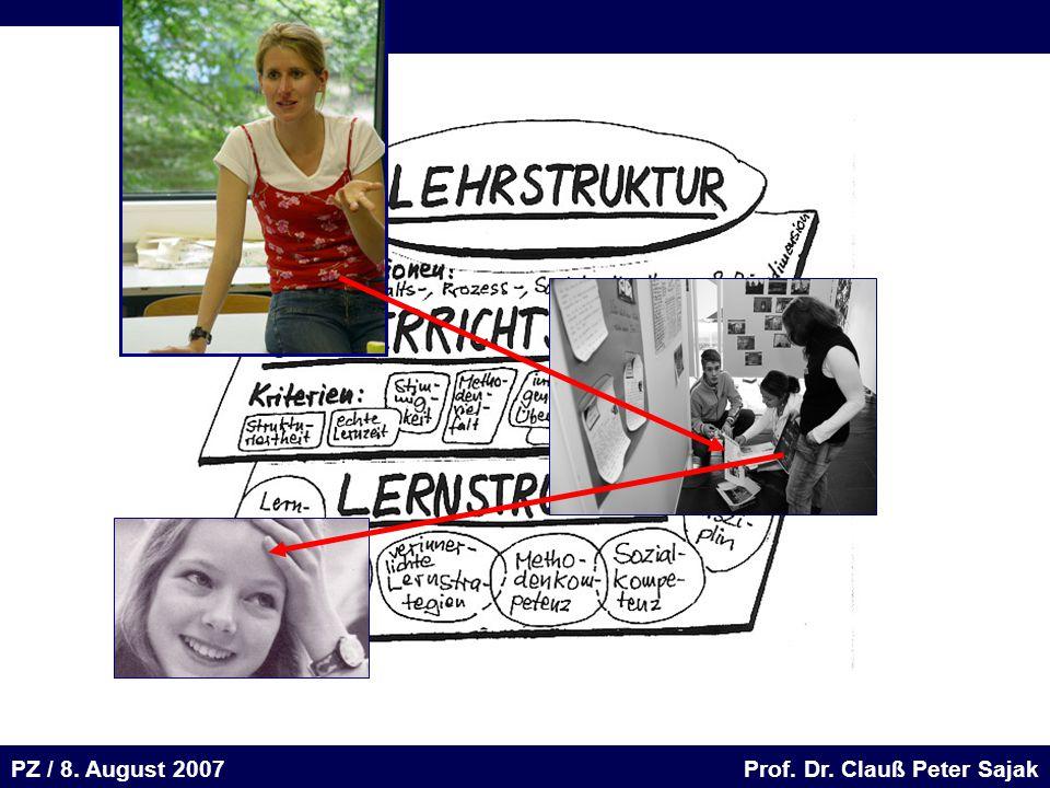 Seite 30 20.August 2001 Dr. H. Sievert / Dr. D. Seifert Arbeitsmeeting e-learning-Portal 20. August 2001Dr. H. Sievert / Dr. D. Seifert PZ / 8. August