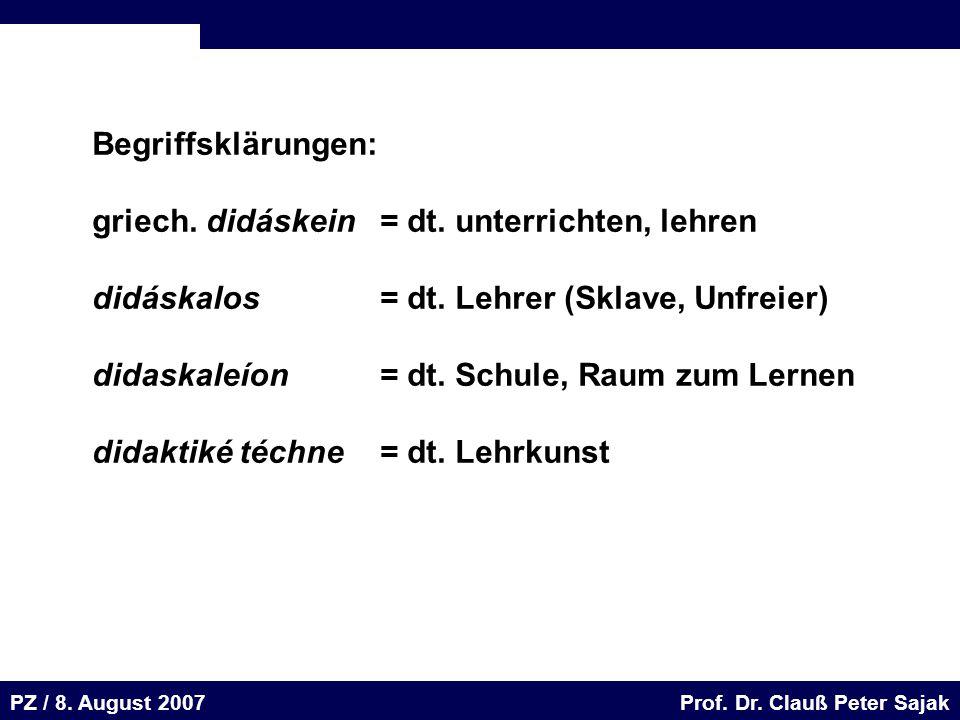 Seite 38 20.August 2001 Dr. H. Sievert / Dr. D. Seifert Arbeitsmeeting e-learning-Portal 20. August 2001Dr. H. Sievert / Dr. D. Seifert PZ / 8. August