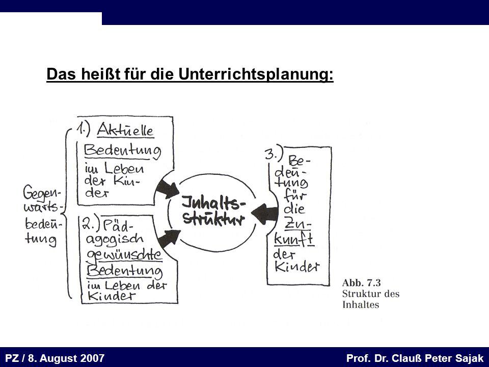 Seite 60 20.August 2001 Dr. H. Sievert / Dr. D. Seifert Arbeitsmeeting e-learning-Portal 20. August 2001Dr. H. Sievert / Dr. D. Seifert PZ / 8. August