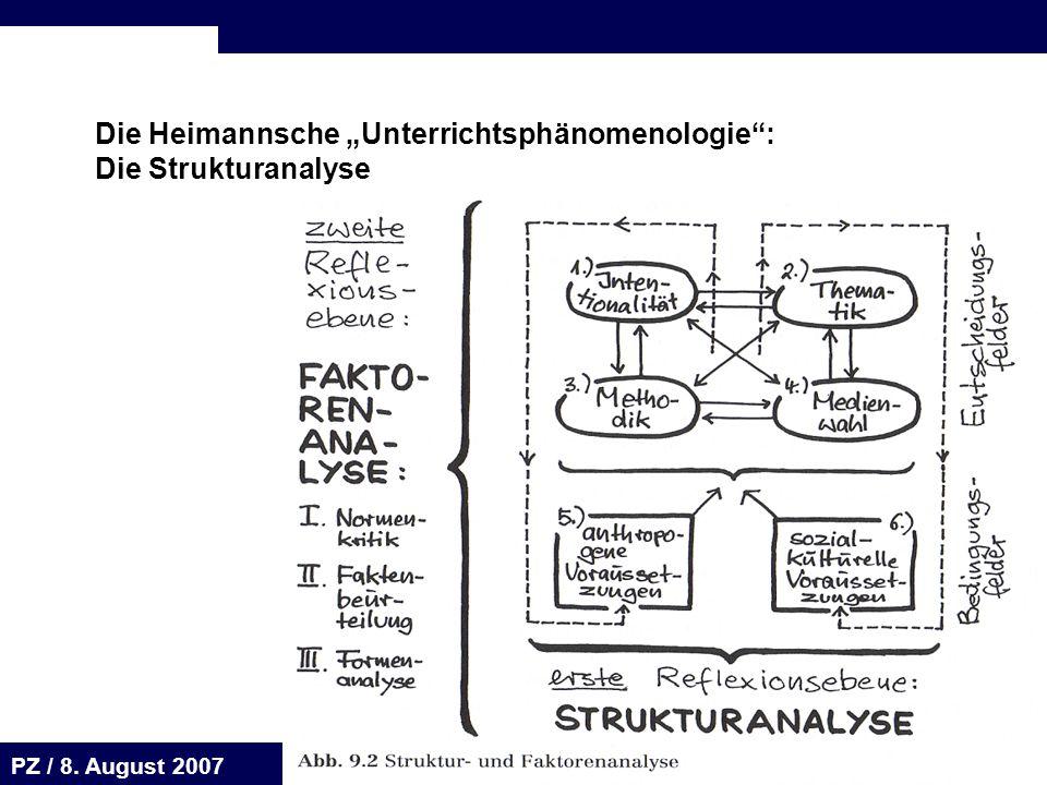 Seite 64 20.August 2001 Dr. H. Sievert / Dr. D. Seifert Arbeitsmeeting e-learning-Portal 20. August 2001Dr. H. Sievert / Dr. D. Seifert PZ / 8. August