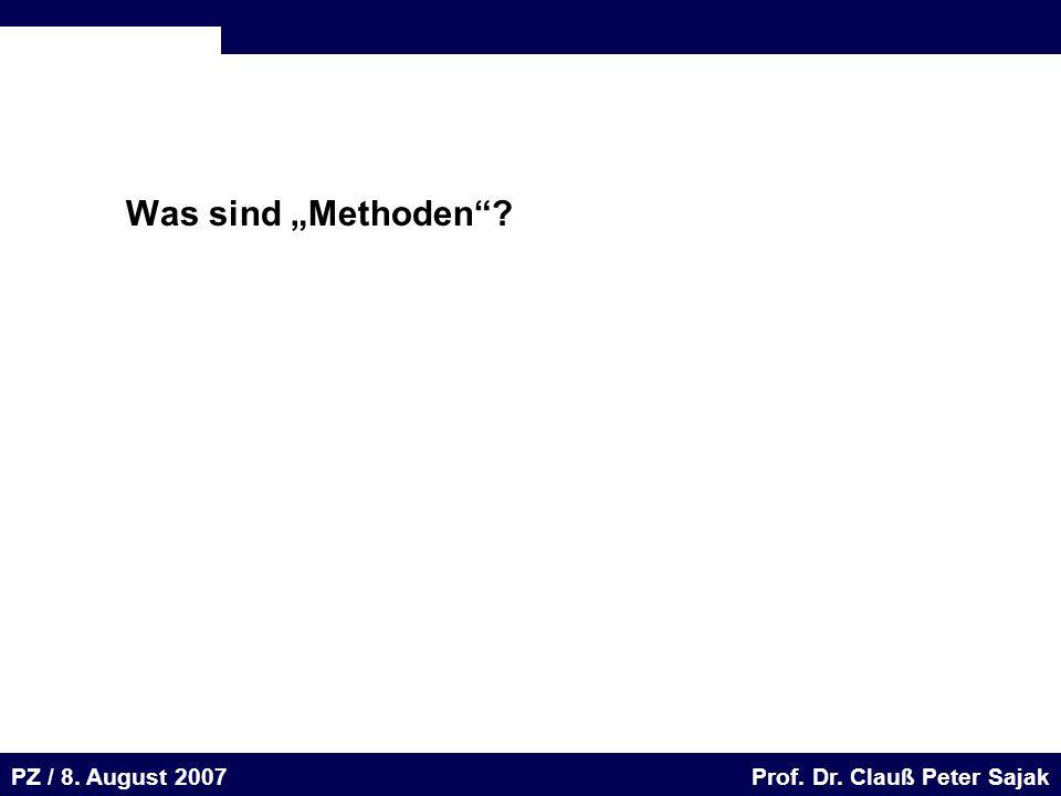 Seite 68 20.August 2001 Dr. H. Sievert / Dr. D. Seifert Arbeitsmeeting e-learning-Portal 20. August 2001Dr. H. Sievert / Dr. D. Seifert PZ / 8. August