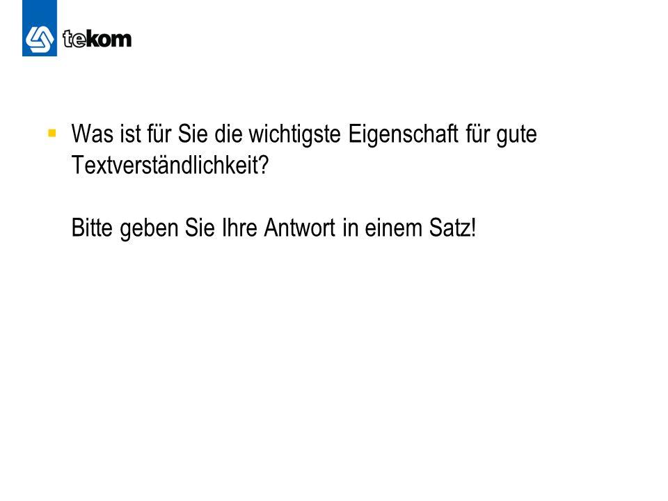 Auf einer Seite - mal ganz schnell - das Hamburger Verständlichkeitsmodell http://www.barrierefreies-webdesign.de/knowhow/verstaendlicher-text/vier-merkmale-der-verstaendlichkeit.html
