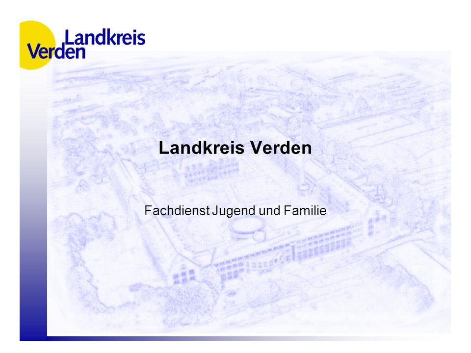 Landkreis Verden Fachdienst Jugend und Familie
