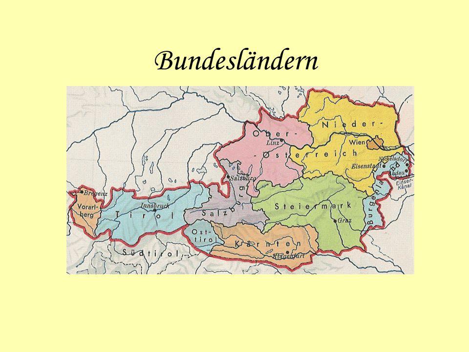 Burgenland Landeshauptstadt: Eisenstadt