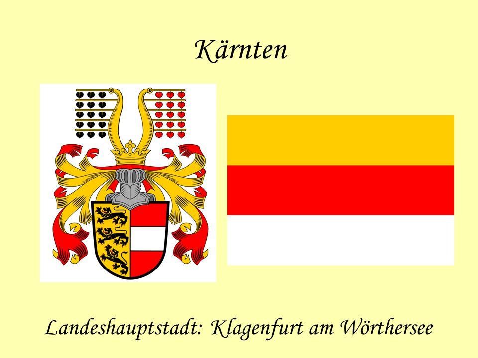 Niederösterreich Landeshauptstadt: St. Pölten