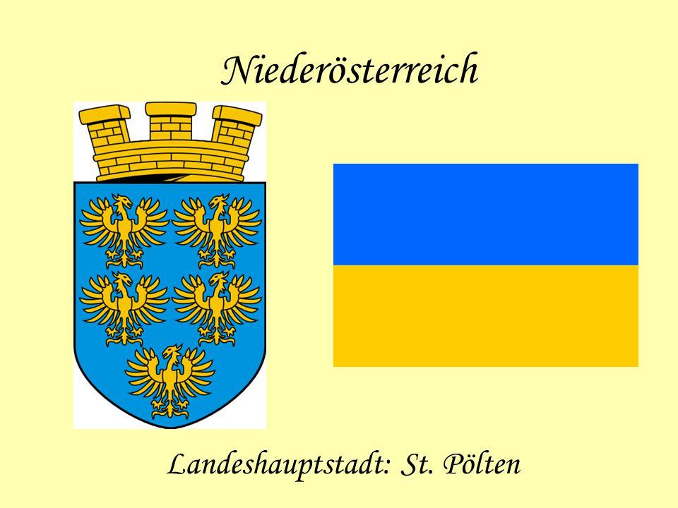 Oberösterreich Landeshauptstadt: Linz