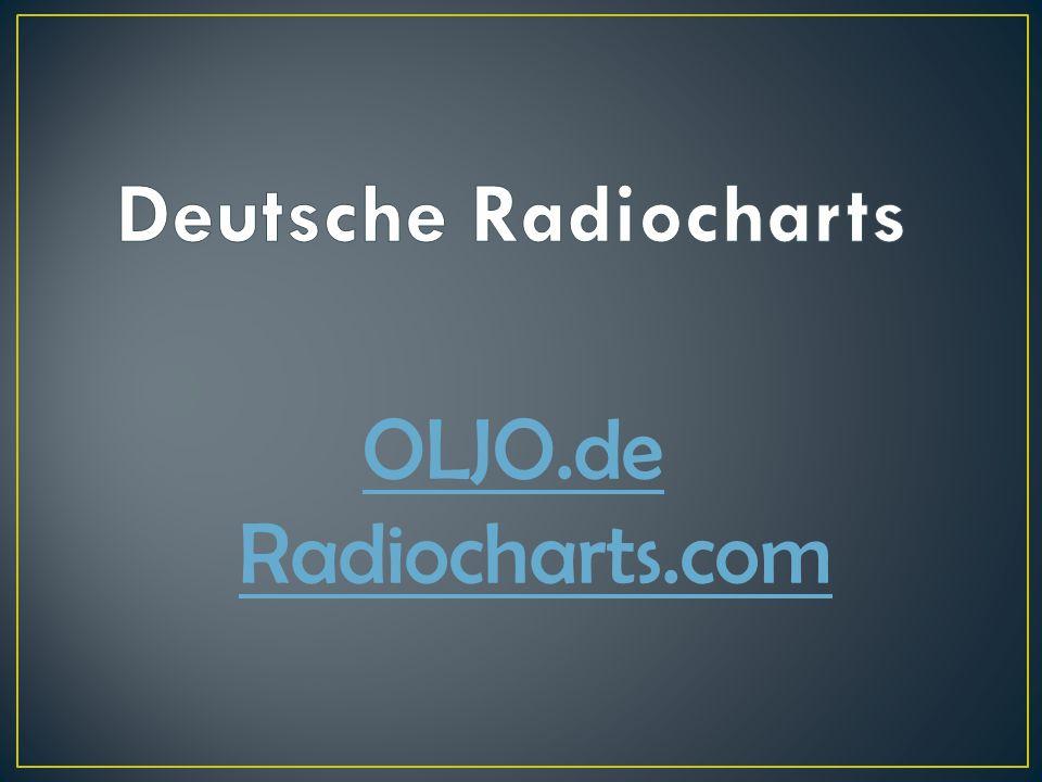 OLJO.de Radiocharts.com