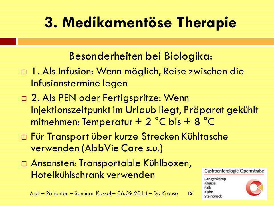 4.Reiseapotheke  1. Desinfektionsmittel für Wunden  2.
