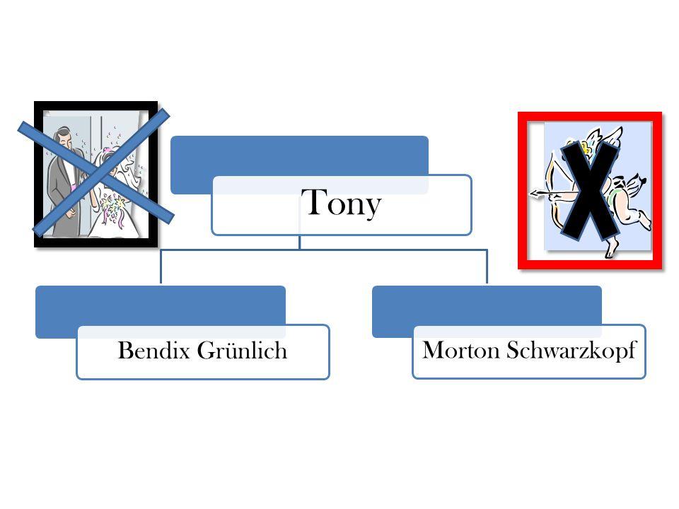 Tony Bendix Grünlich Morton Schwarzkopf