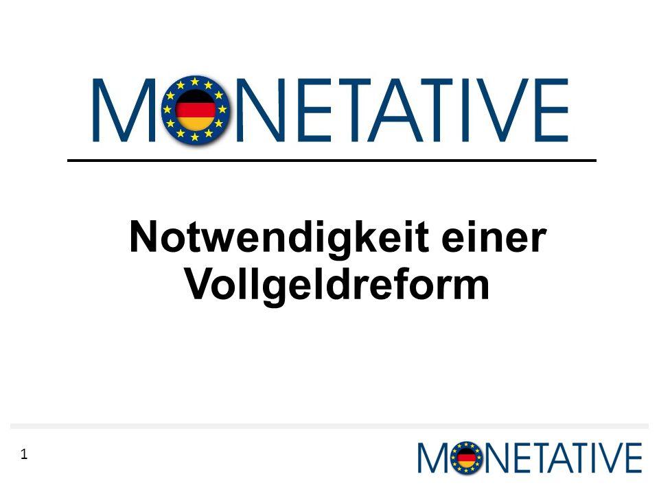 2 Über uns Die Monetative e.V.gemeinnütziger Verein mit Gründung 2012 Ca.