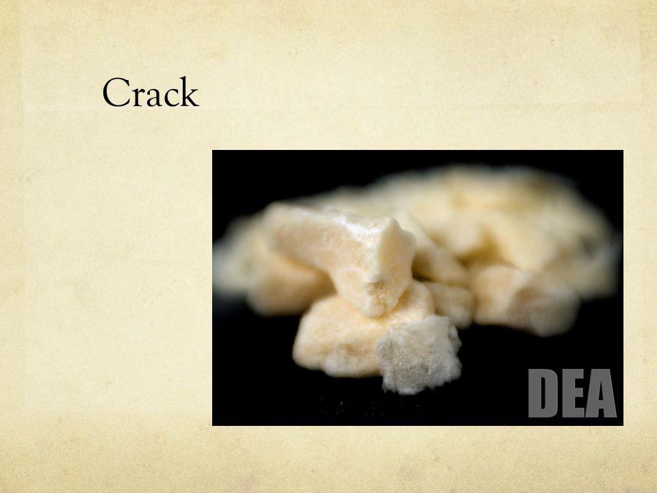 Herstellung Crack wird vorwiegend unter Zuhilfenahme von Basen aus Kokain vom Konsumenten selbst hergestellt.